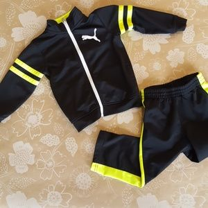 Puma Athletic Track Suit-Toddler 24 month